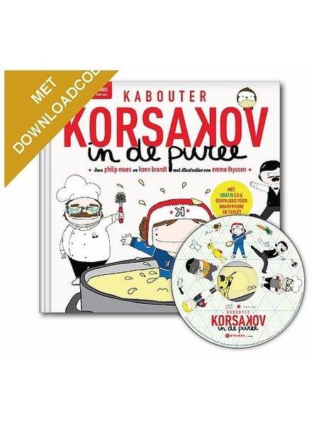Het Geluidshuis Kabouter Korsakov in de puree (4+)