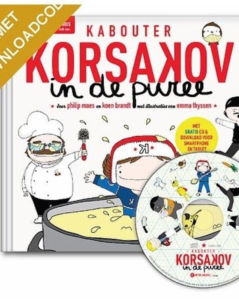 Het Geluidshuis Kabouter Korsakov in de puree