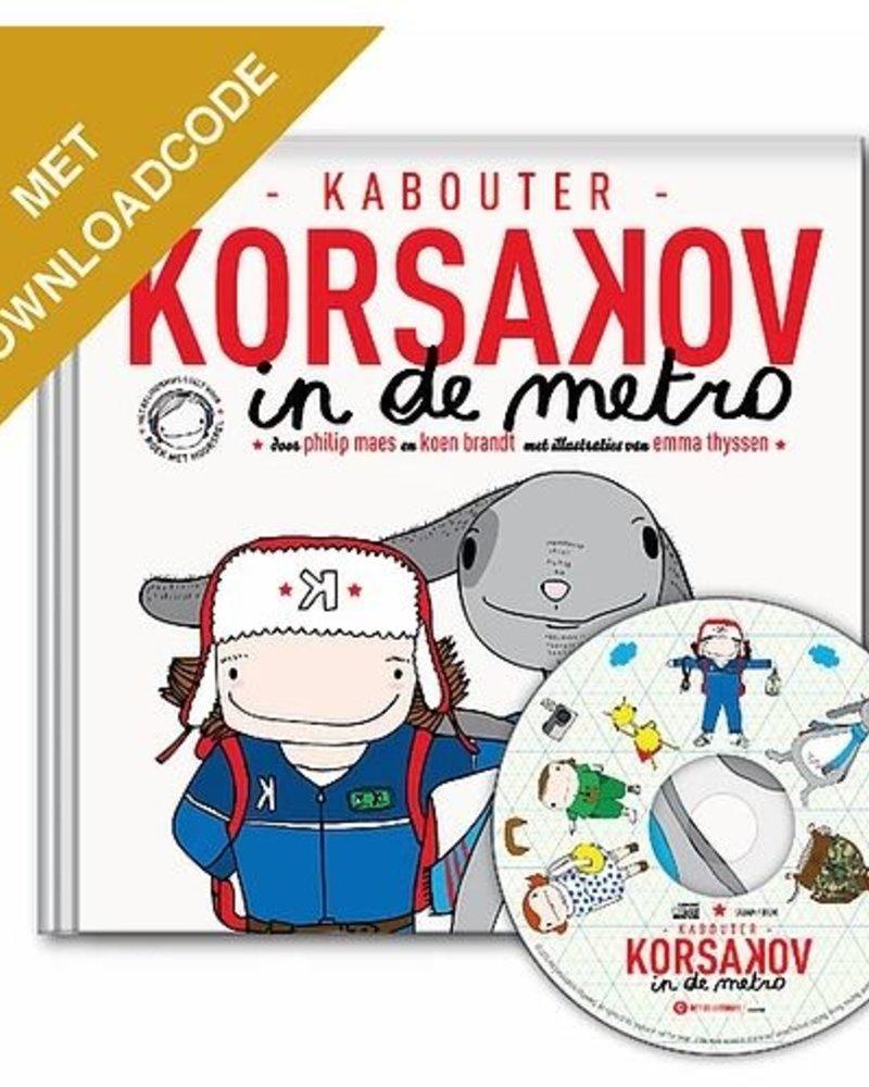 Het Geluidshuis Kabouter Korsakov in de metro