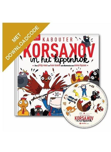 Het Geluidshuis Kabouter Korsakov in het kippenhok (4+)