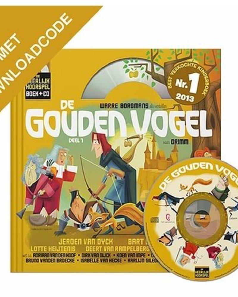 Het Geluidshuis Heerlijk Hoorspel 8 | De gouden vogel