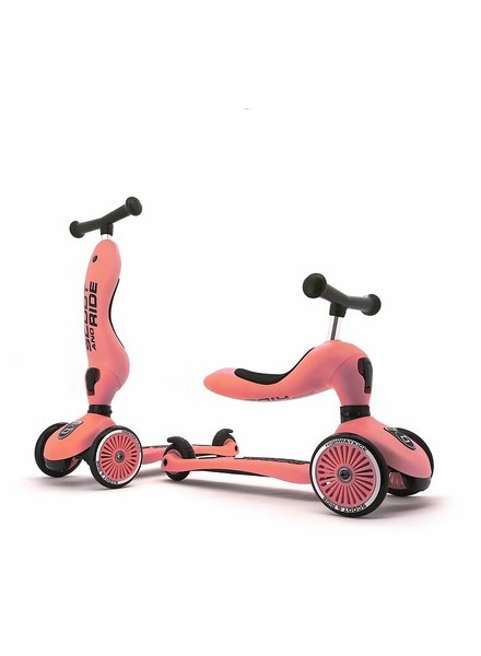 Scoot and Ride Step - Highwaykick 1 - Peach