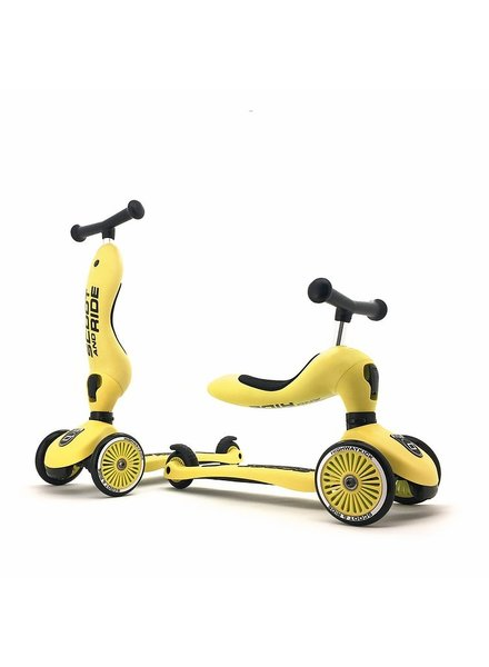 Scoot and Ride Step - Highwaykick 1 - Lemon
