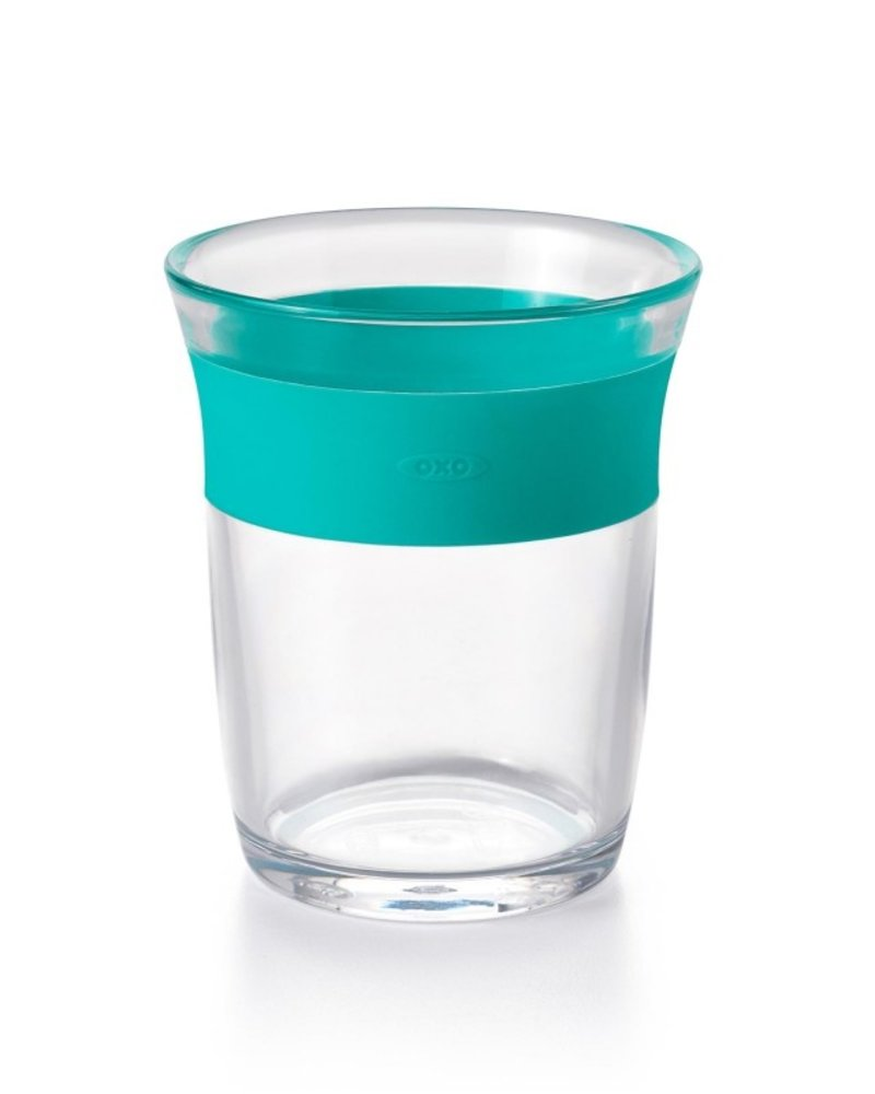 oxo tot Glas voor grote kindjes Teal