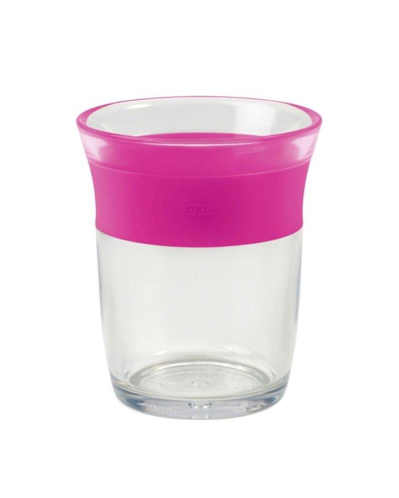 oxo tot Glas voor grote kindjes Pink