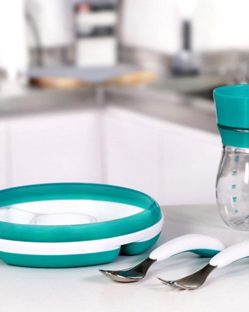 oxo tot Transitions Trainingsbeker (250 ml) Teal