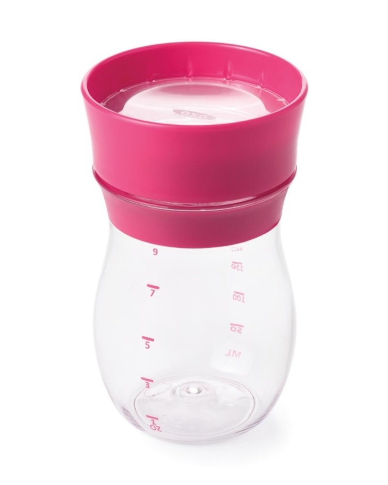 oxo tot Transitions Trainingsbeker (250 ml) Pink