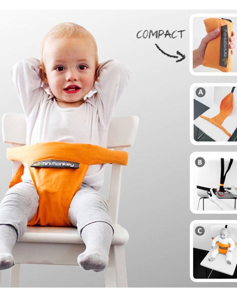 Minimonkey Mini Chair   Oranje