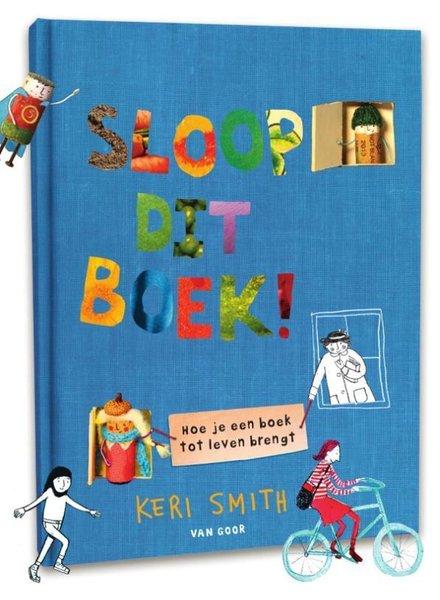 Sloop dit boek! - PROMO