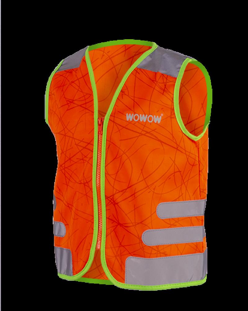 wowow Kids - Nutty Jacket | Orange