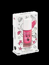 Nailmatic Nagellak op waterbasis | Dark pink glitter | Sissi