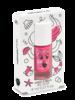 Nailmatic Nagellak op waterbasis   Dark pink glitter   Sissi