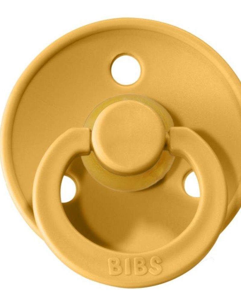 Bibs Fopspeen natuurrubber maat 2 | Honeybee