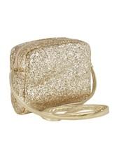Mimi x Lula Mimi Glitter Bag | Gold