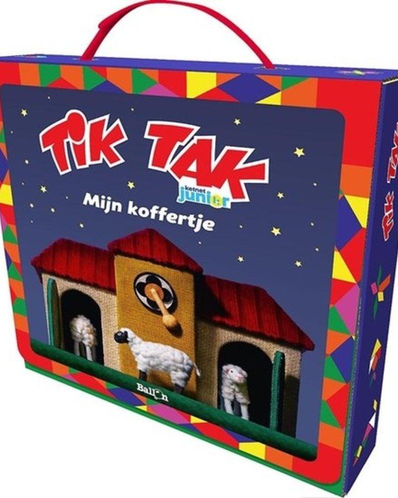 Ballon Tik Tak - Mijn koffertje