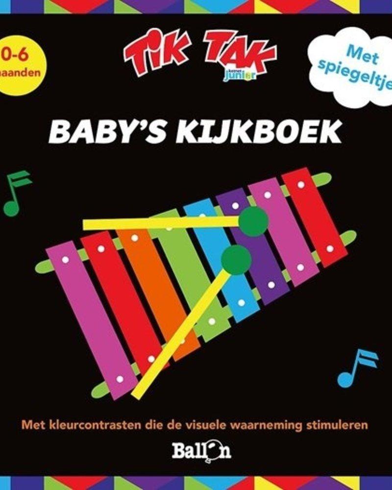 Ballon Tik Tak - Baby's kijkboek