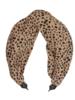 Mimi x Lula Alice extra wide band | Leopard