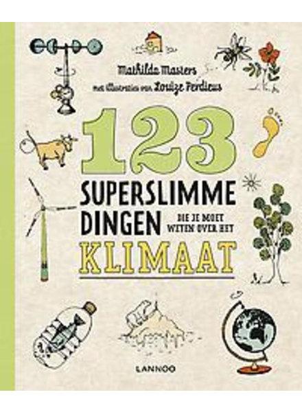 Lannoo 123 superslimme dingen die je moet weten over het klimaat