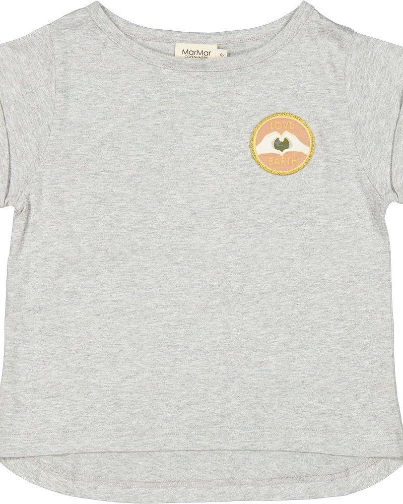 MarMar Cropped T-shirt | Tavora | Love Earth