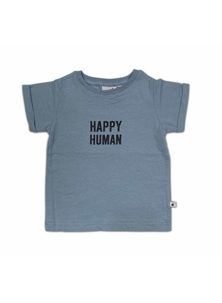 Cos I said so T-shirt Happy Human | Faded Denim