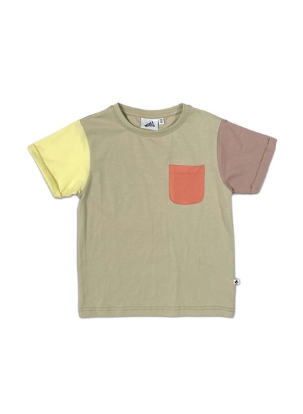 Cos I said so T-shirt Colorblock | Alfalfa