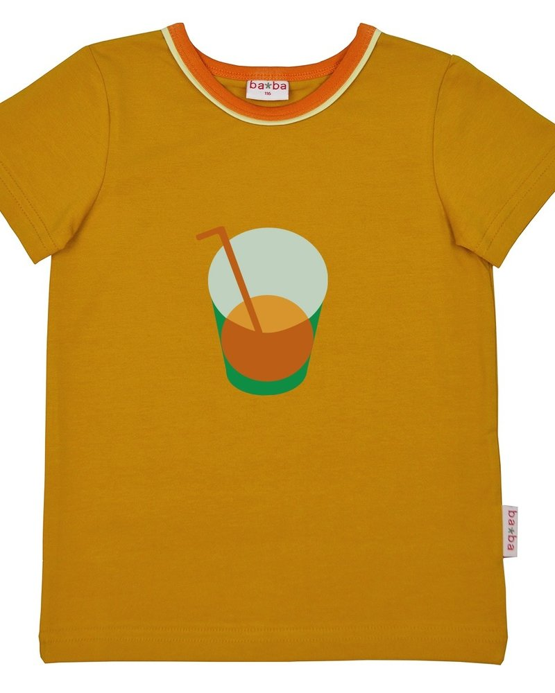 ba*ba T-shirt   Fresh   Chai Tea