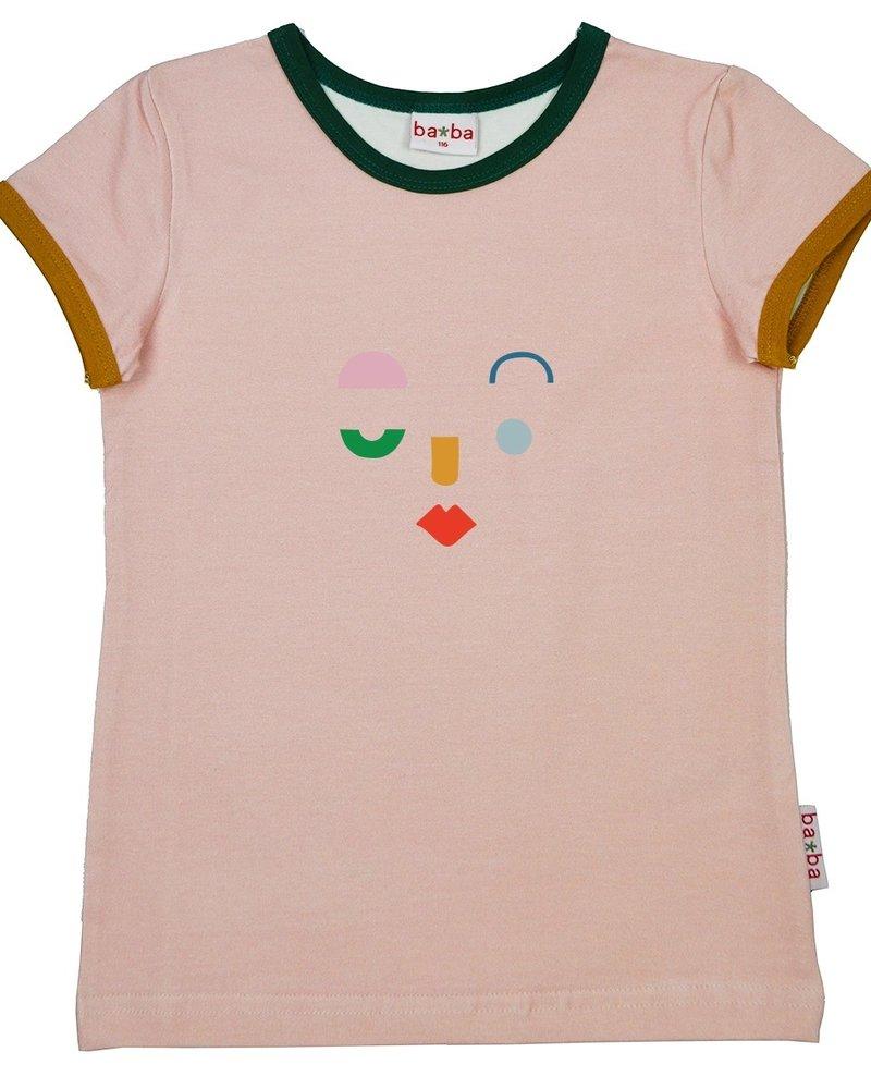 ba*ba T-shirt | Peach