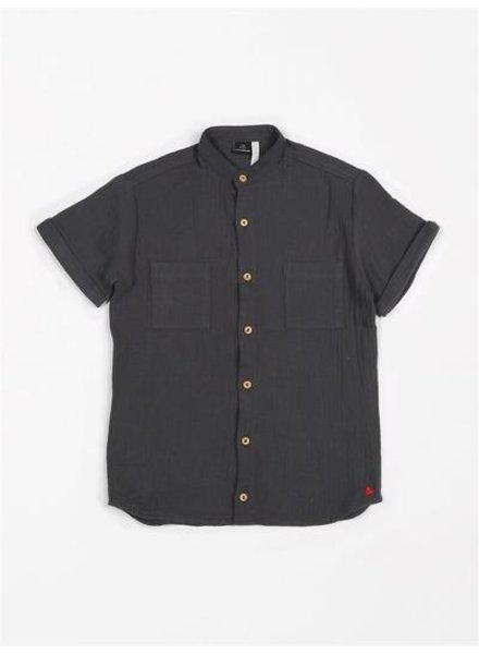 Mundo Melocotón Mao Shirt | Tetra | Antra