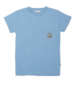 Ammehoela T-shirt Zoe | Blue Shadow