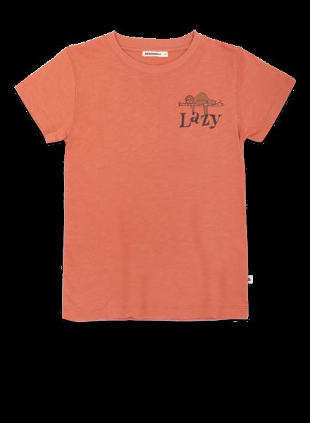 Ammehoela T-shirt Zoe | Copper coin