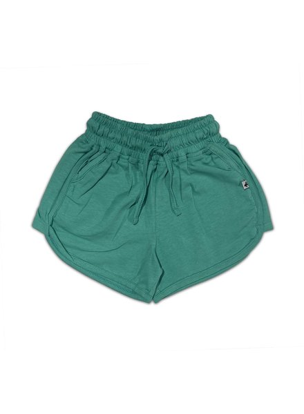 Cos I said so Track Short | Marine green