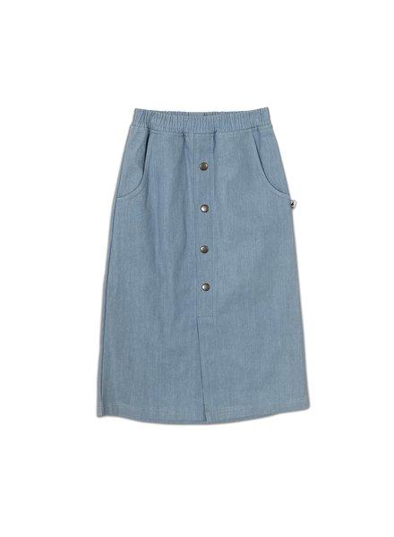 Cos I said so Buttoned skirt | Denim