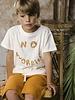 Ammehoela T-shirt Zoe | No worries | Ivory