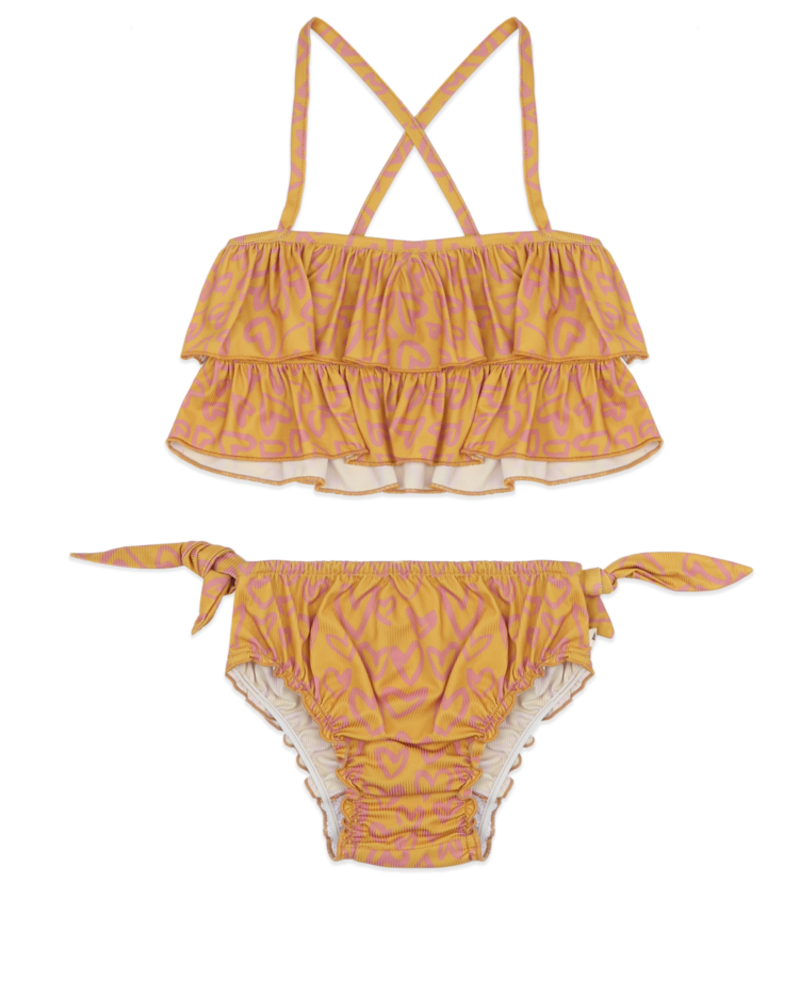 Ammehoela Bikini Ruby | Heart - Nugget - Gold