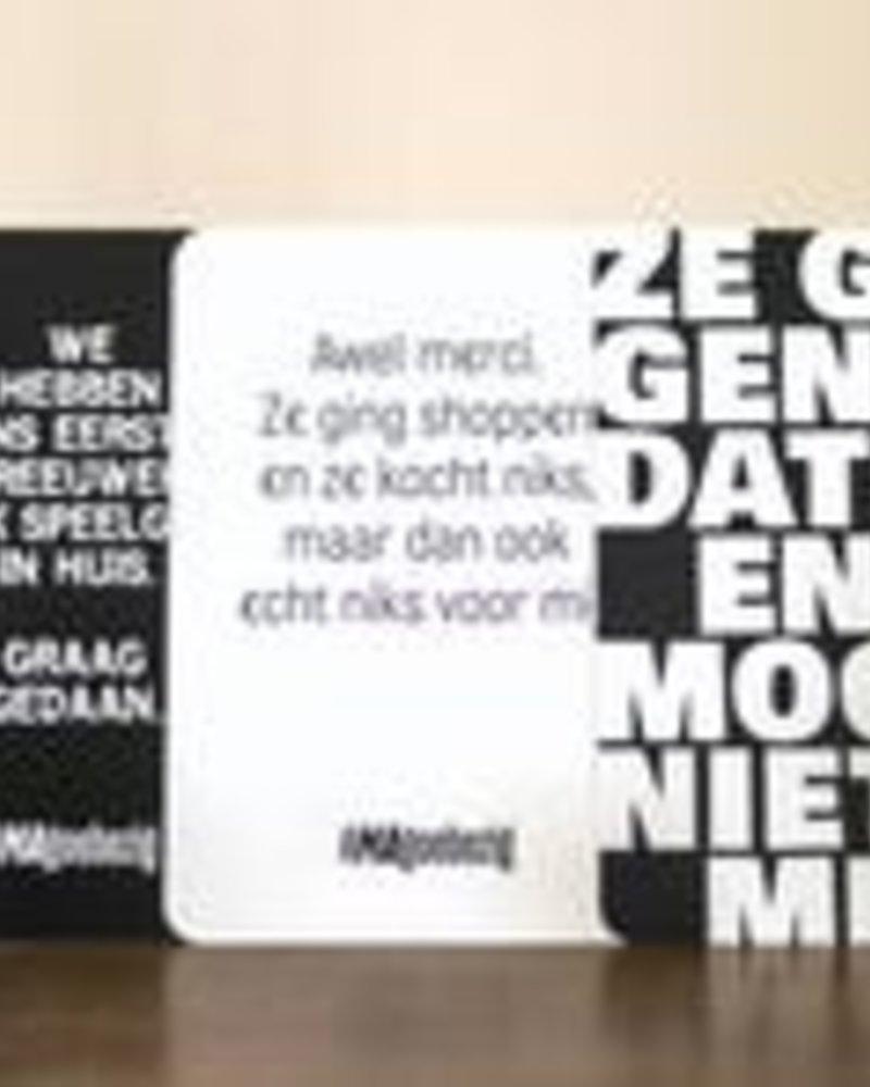 #MAgoebezig - 52 mijlpaalkaartjes