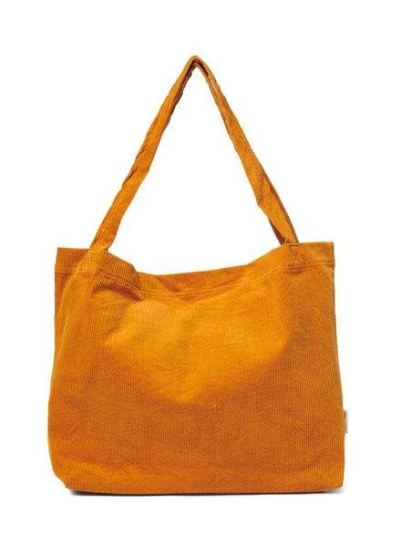 Studio Noos Mom-bag | Orange Rib