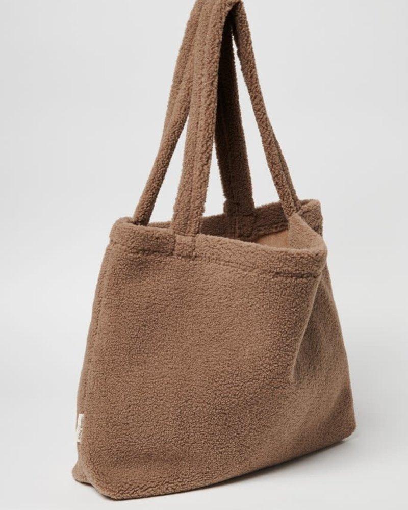 Studio Noos Mom-bag | Chunky Teddy Brown