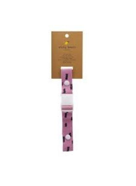 Sticky Lemon Strap | Sprinkles | Bubbly pink
