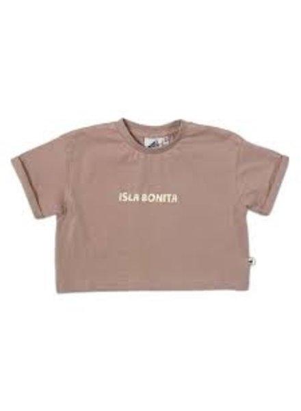 Cos I said so Cropped T-shirt   Isla Bonita