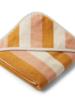 Liewood Alba kleine badcape | Peach - Sandy - Yellow Mellow