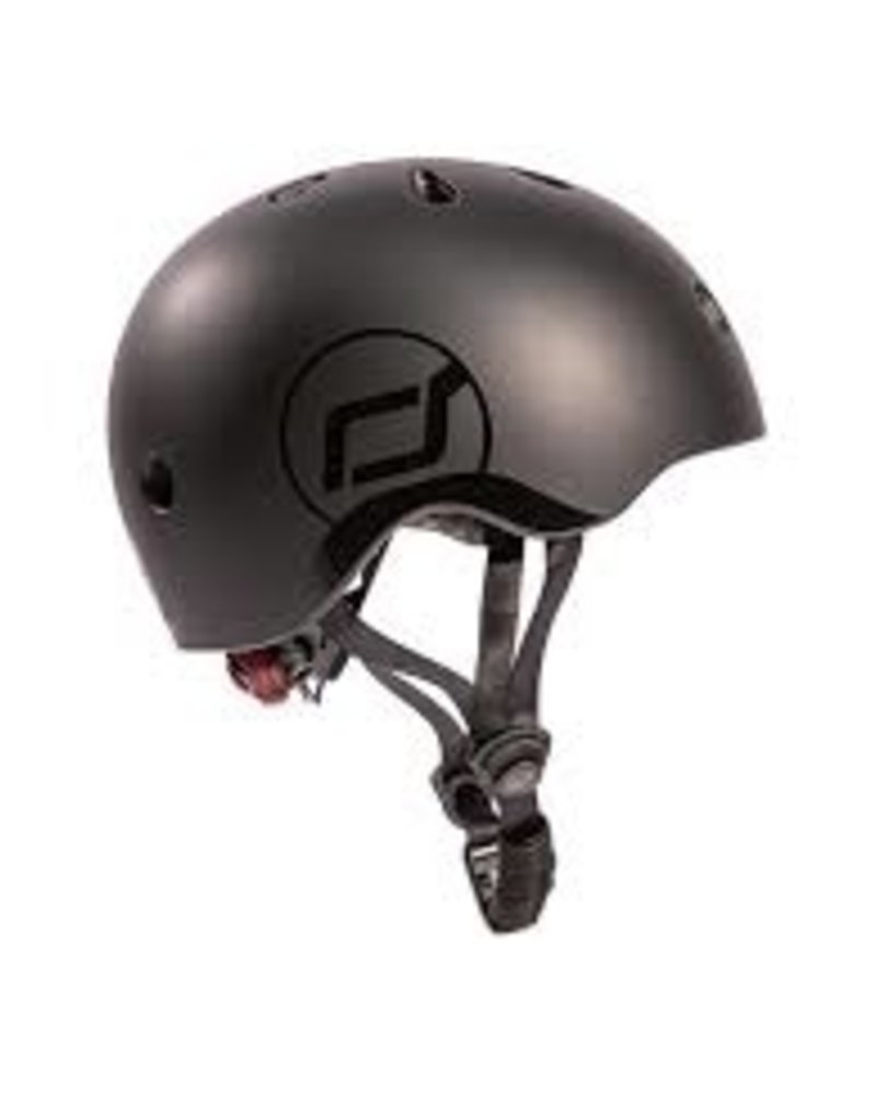 Scoot and Ride Helm S - Black