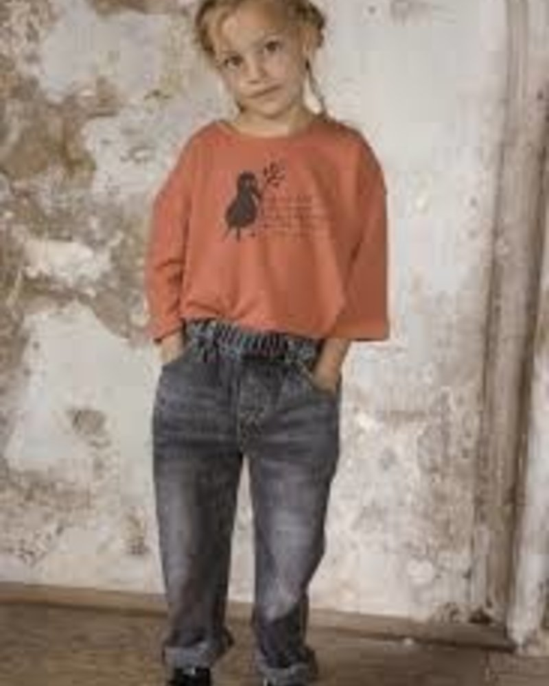 Ammehoela Harley coole jeans   Stone black