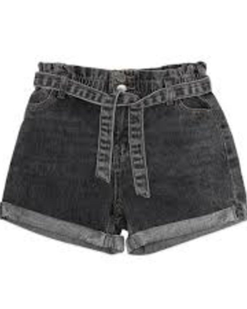 Ammehoela Jip short   Stone black