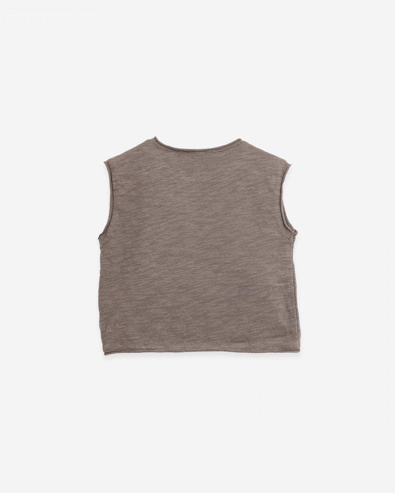 Play Up Mouwloos T-shirt | Flamé | Heidi