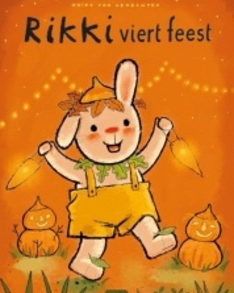 Clavis Rikki viert feest