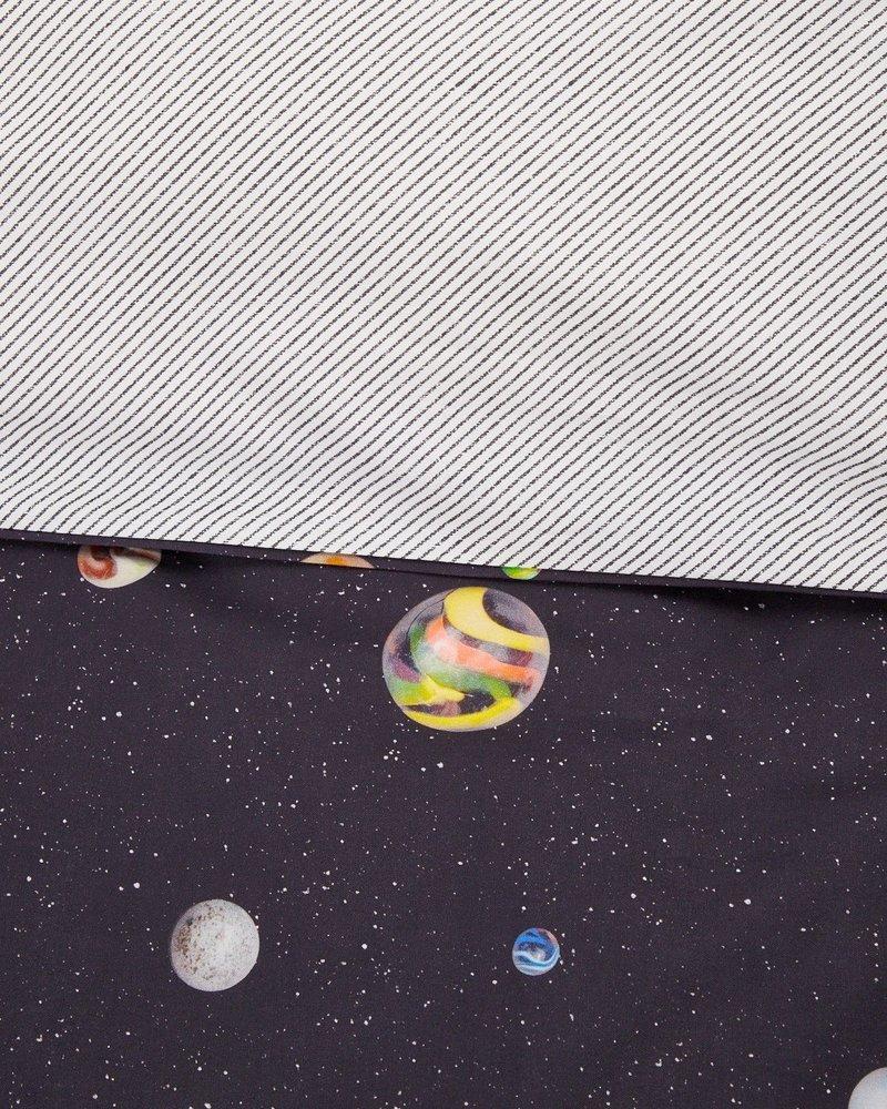 Snurk Dekbedset 1-persoons | Marble Universe