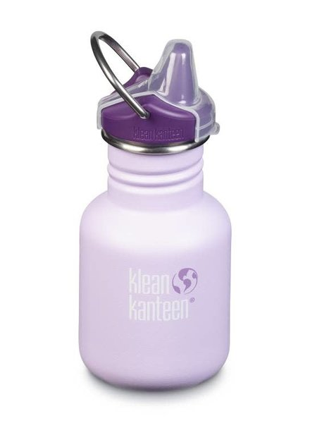 Klean Kanteen Drinkbus | Kid Classic Sippy - 355ml | Sugarplum fairy - Lila mat