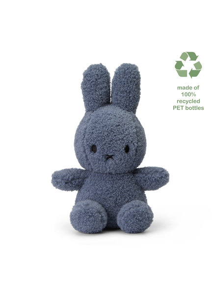 Bon Ton Toys Nijntje | Teddy | Blue - 23cm - 100% recycle