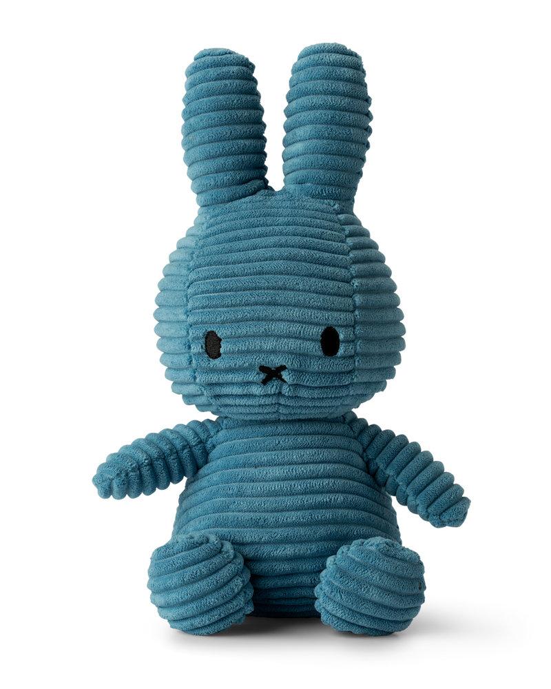 Bon Ton Toys Nijntje | Corduroy | Aviator blue - 23cm