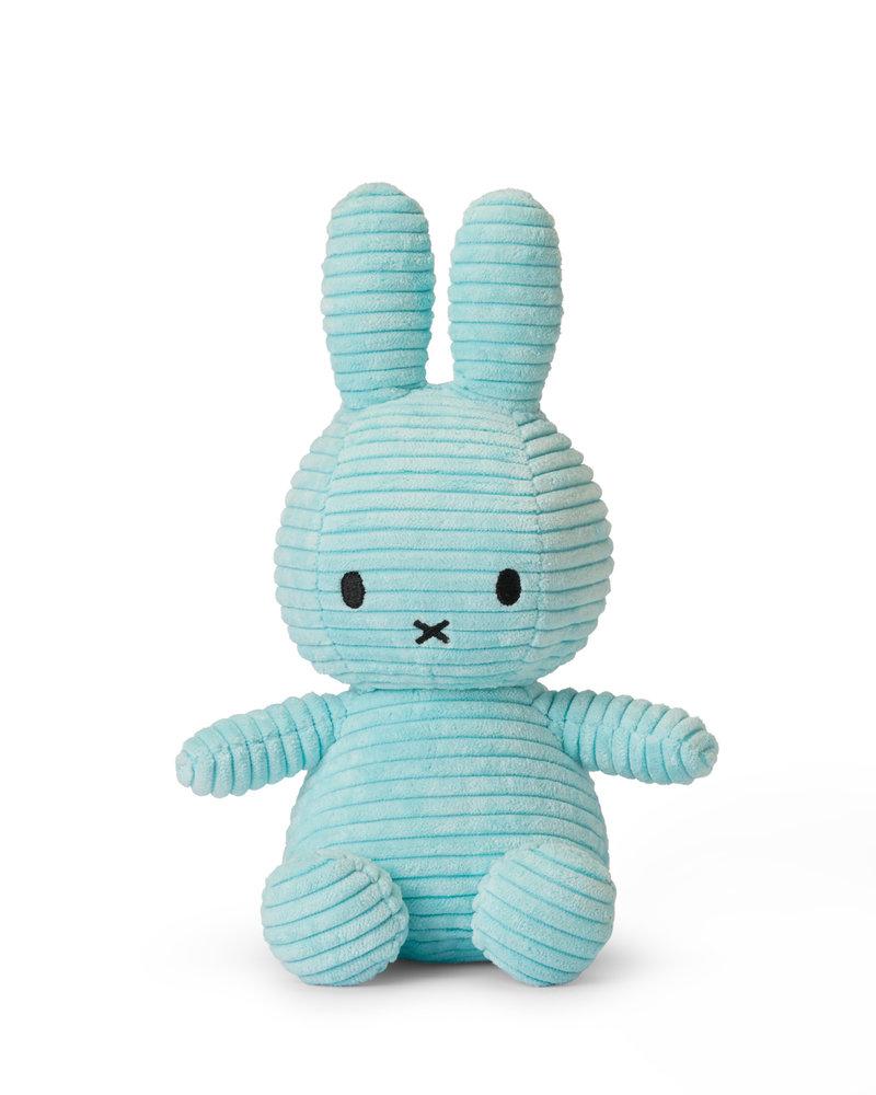 Bon Ton Toys Nijntje | Corduroy | Turquoise - 23cm